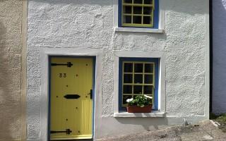 Как установить входную дверь в доме из газобетона
