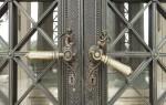 Английские двери — в чем отличия от классических?