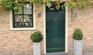 Установка и замена МДФ панели на металлической двери