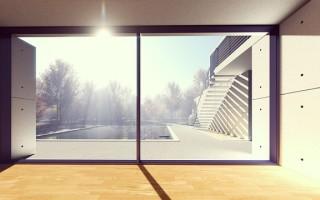 Стеклянные двери — какие есть особенности