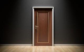 Установка входных дверей — основы и правила