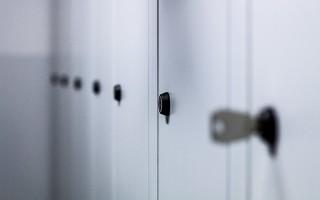 Межкомнатные двери хай-тек