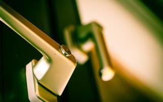 Как сделать дверь-гармошку своими руками