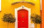 Расширение дверного проема