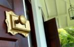 Проем для раздвижной двери