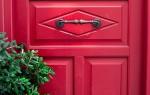Из какого материала делают межкомнатные двери