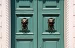 Что такое притвор двери