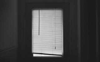 Виды жалюзийных дверей